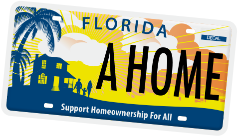 Florida: A Home. Support Homeownership For All.